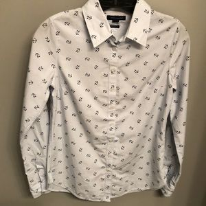 Tommy Hilfiger Anchor Button Down